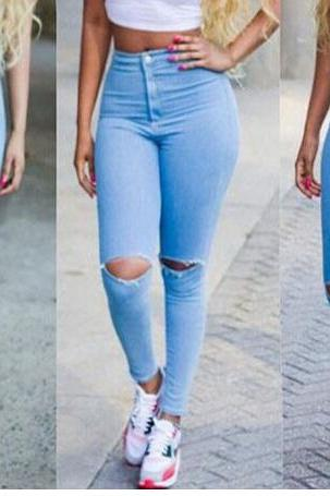 CUTE FASHION JEANS